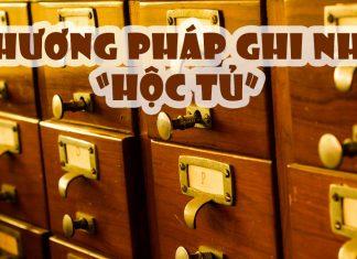 phuong phap ghi nho hoc tu