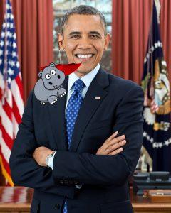 nhớ tên tổng thống obama