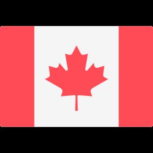 lá cờ canada